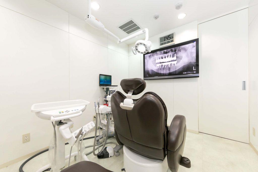 インプラント治療専用オペ室